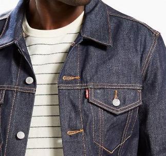 Levi's dzsekik részletes